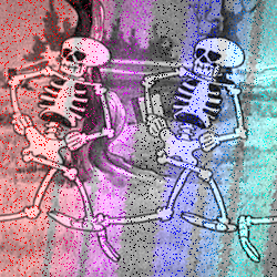 W. Disney, The Skeleton dance (1929)